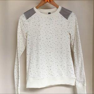 90 degree reflective sweatshirt